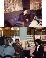 电台和电视合采访