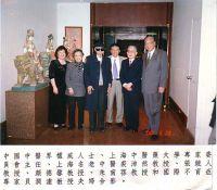 上海最著名老中医合影